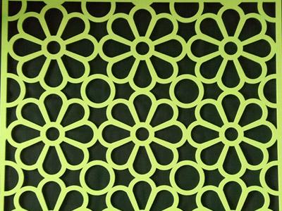 铝板装饰冲孔板