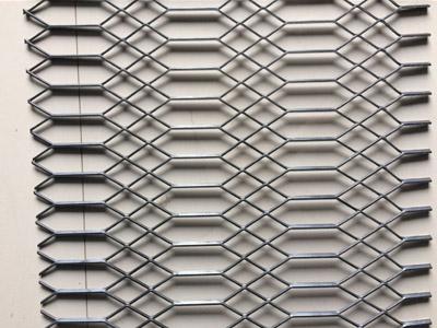 标准菱形钢板网