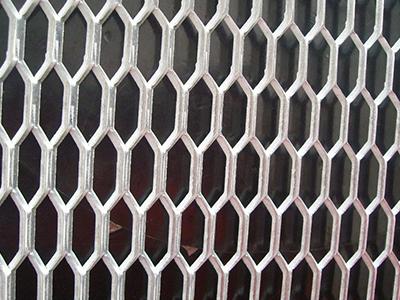 拉伸铝板网